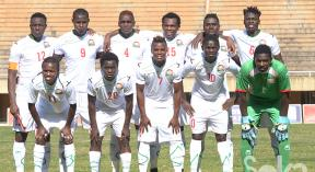 Harambee Stars Edge Out Host DRC in a 1-0 victory in Kinsasha