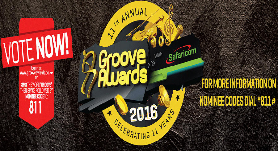 safaricom groove Awards
